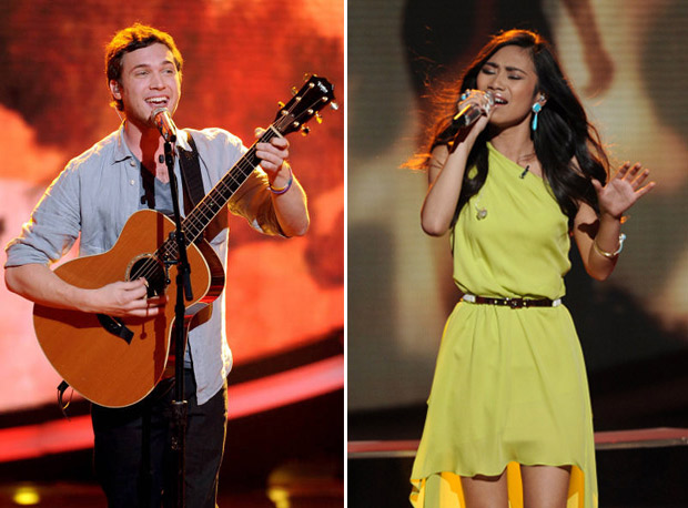 American Idol 2012 Finale: Who Had the Better Final Song on May 22, 2012?