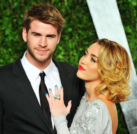 You Can Buy a Replica of Miley Cyrus's Ring For $3,500 (PHOTO)