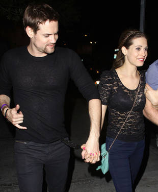 who is shane west dating now