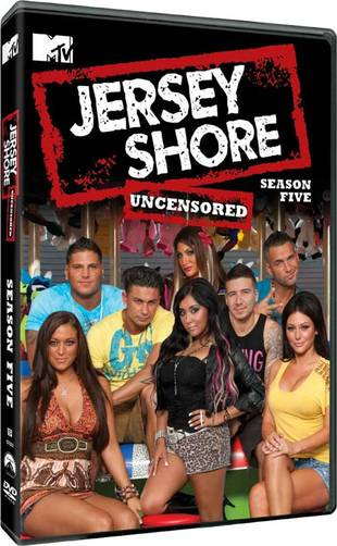 Jersey Shore Season 5 DVD to Be Released on August 28, 2012