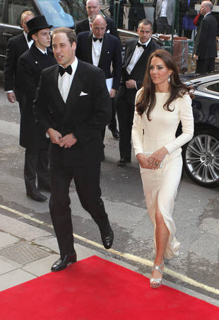 Report: Kate Middleton Has Spent $54,000 on Clothes So Far in 2012