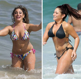 Snooki & JWOWW Premieres, Deena's Bikini Body & Relationship Drama: Jersey Shore Week in Review 6/22