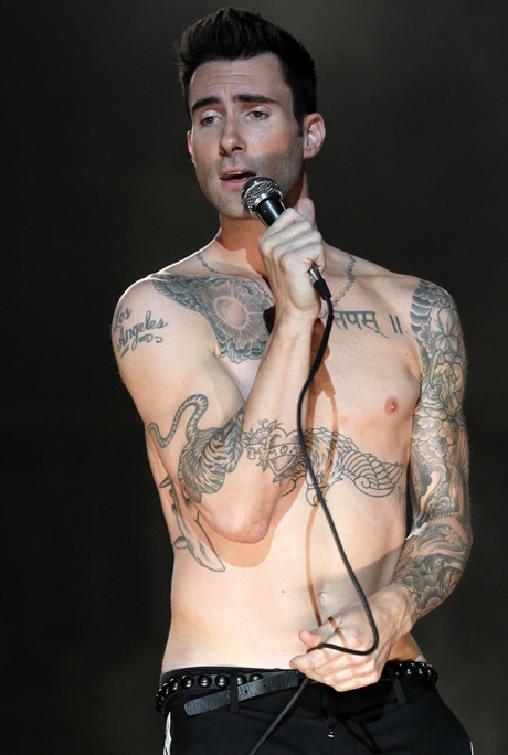 Adam Levine to Guest Star on Glee Season 4?