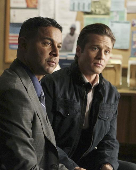 Will Ryan and Esposito Reconcile in Castle Season 5?