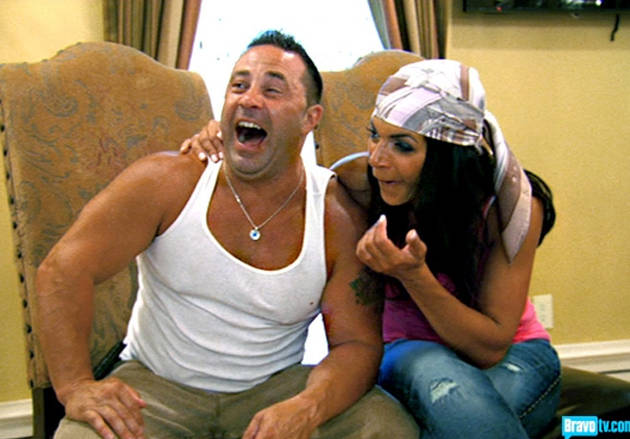 What Did Joe Giudice Say to Greg Bennett on Real Housewives of New Jersey June 3?