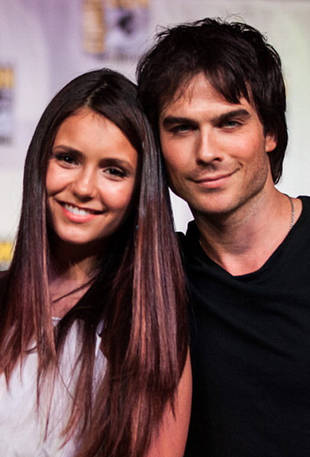 The Vampire Diaries Season 4 Preview: Get Your First Look at New Scenes Unveiled at Comic-Con 2012