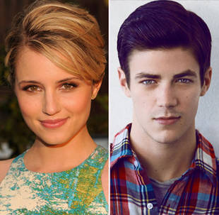 Dianna Agron and Grant Gustin to Mentor on The Glee Project 2