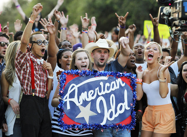 Fox Planning Small Town and Internet Auditions for American Idol Season 12