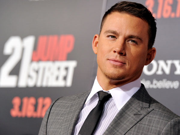 "5 Reasons Why Channing Tatum Is the New ""It"" Boy of 2012"