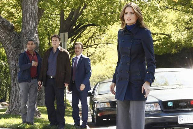 Castle Spoiler: Will Beckett's Mother's Murder Be Solved in Season 5?