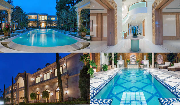 Look Inside Mohamed Hadid's $58 Million Mansion (PHOTOS)