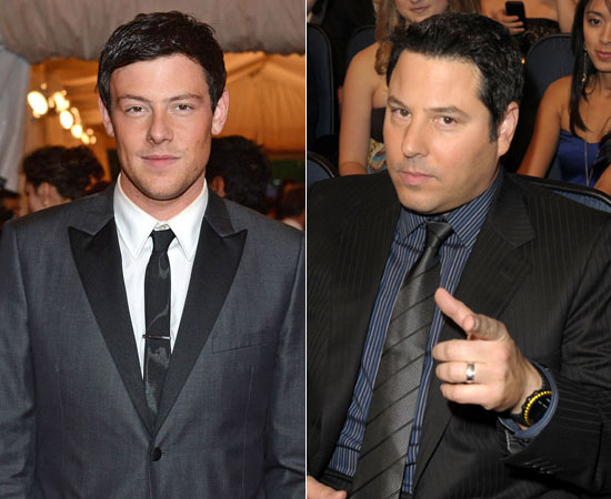 Greg Grunberg and cory monteith