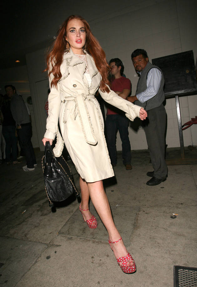 Lindsay Lohan May Join Cast of Scary Movie 5
