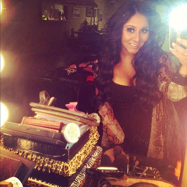 Was Snooki's Delivery Caught on Camera for Snooki & JWOWW Season 2? (UPDATE)