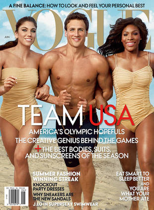 D'oh! Olympic Hotties and Kim Kardashian Cover Worst-Selling Magazines of 2012
