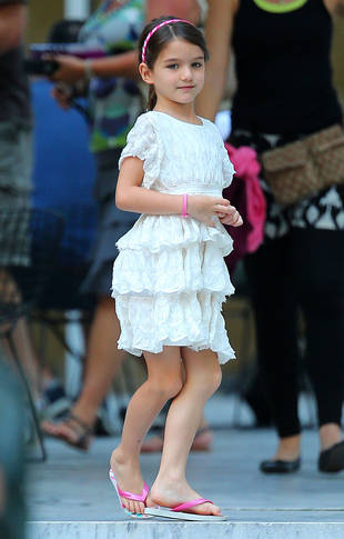 10 Things Suri Cruise Will Probably Do With Her Trust Fund Once She Turns 18