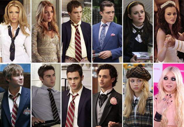 gossip girl stars then and now who s changed the most