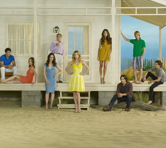 Revenge Season 1 DVD Released August 21