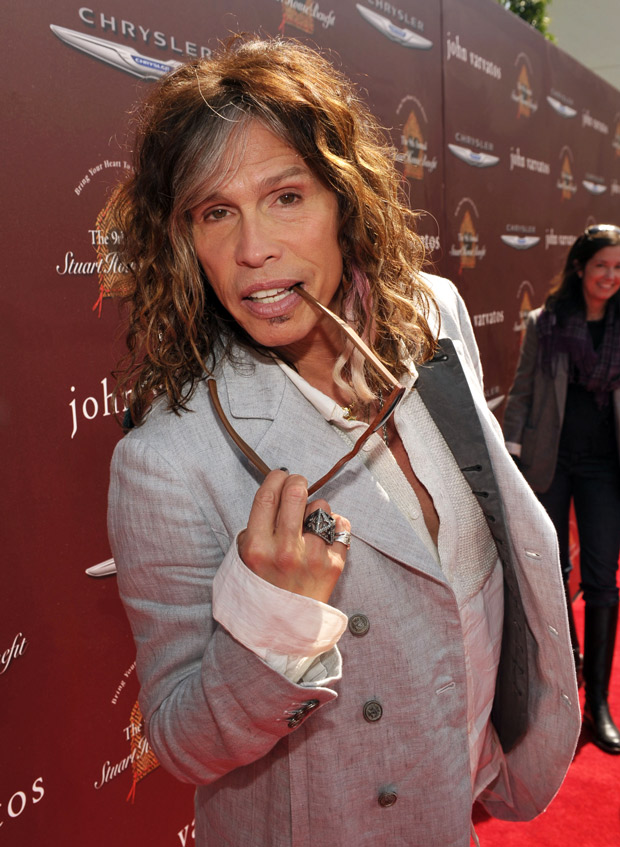 Aerosmith Almost Replaced Steven Tyler Because of American Idol Judging Gig