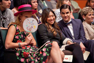 "Glee's Darren Criss: Blaine Becomes a ""Meanie"" In Season 4"