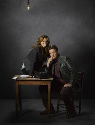 "Stana Katic Teases Fun Bedroom Scenes and Lots of ""Physical Interaction"" in Castle Season 5"