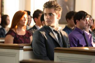 Vampire Diaries News Roundup! The Hottest Stories of The Week — September 30, 2012