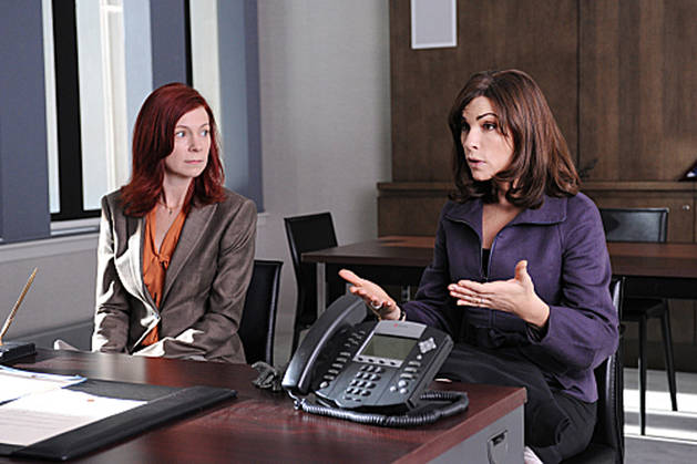 True Blood's Carrie Preston Returns to The Good Wife in Season 4!