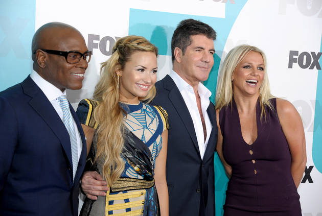 Simon Cowell: Britney Spears Already Tried to Quit The X Factor 2012