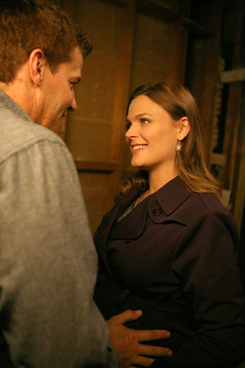 Booth and Brennan's Most Adorable Moments of Bones Season 7
