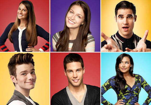 Glee News Roundup! The Hottest Stories of The Week — September 1, 2012