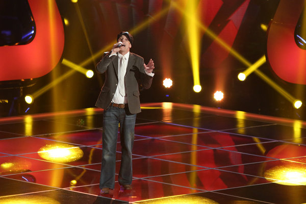 "Watch Mycle Wastman Sing Al Green's ""Let's Stay Together"" in The Voice Season 3 Blind Auditions on Sept. 18, 2012 (VIDEO)"