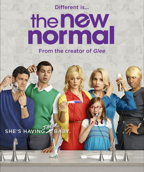 Is The New Normal on Tonight — Monday, September 10, 2012?