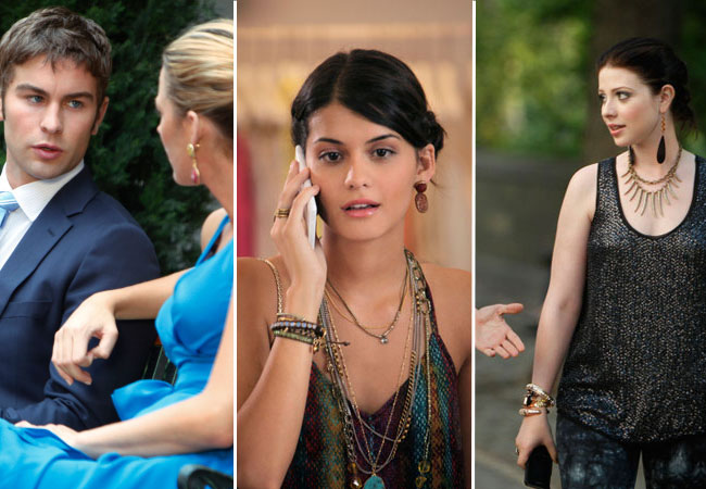 Gossip Girl Season 6 Spoilers: Brand New Scoop! — September 30, 2012