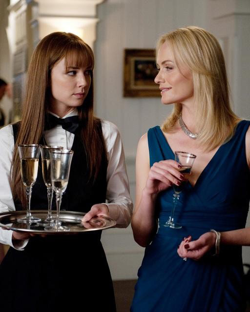 Who Will Discover Emily Thorne's True Identity on Revenge Season 2?