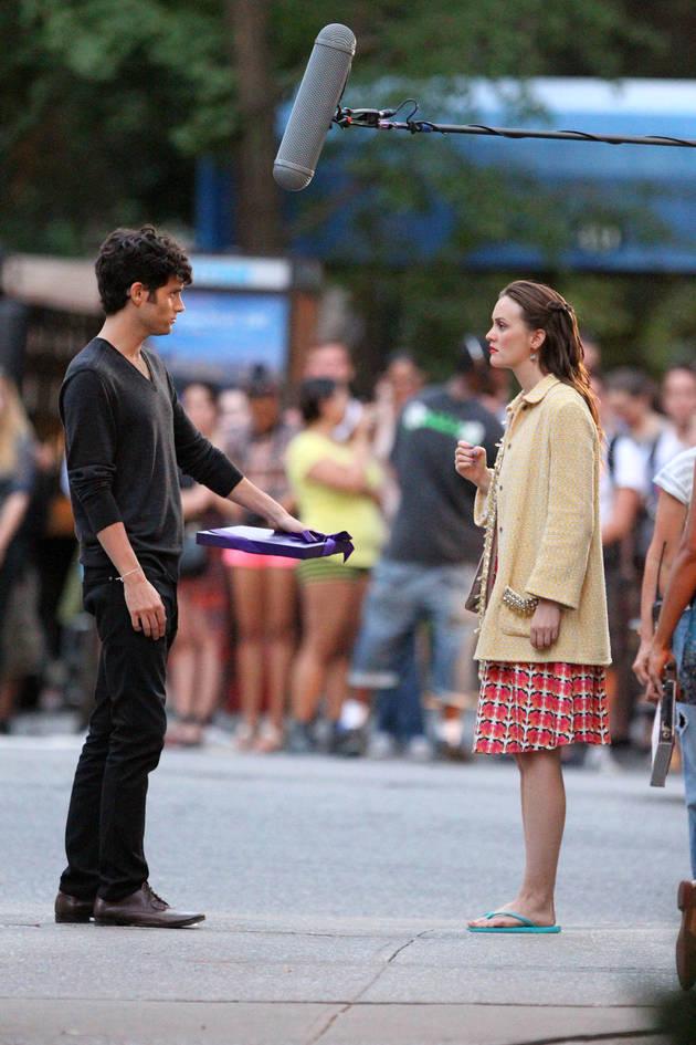 Gossip Girl Season 6 Spoilers! — September 9, 2012