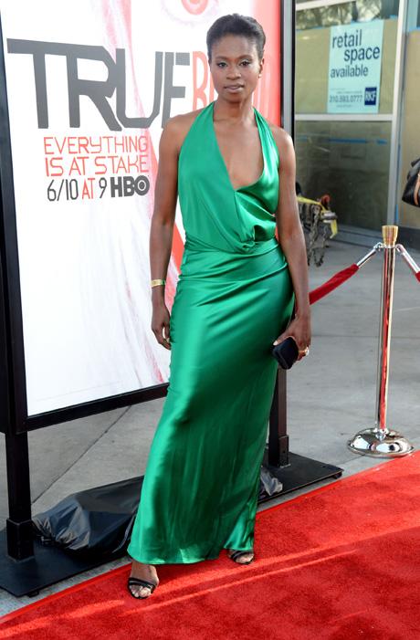 True Blood's Adina Porter Checks Into Grey's Anatomy Season 9