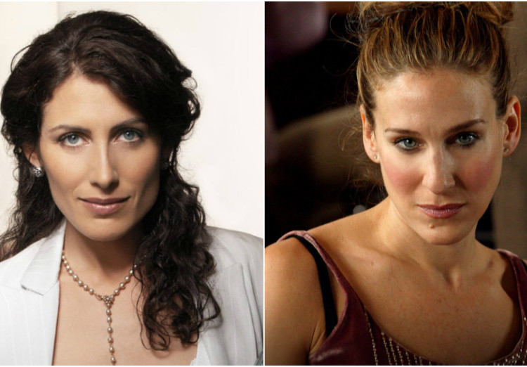TV roles that almost went to other actors, Lisa Edelstein, Carrie Bradshaw