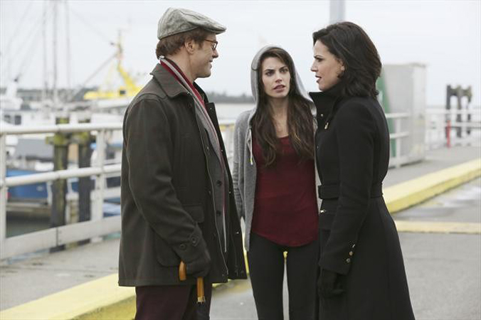 """Go Take Yourself For a Walk"" Quotes From Once Upon a Time Season 2, Episode 10"