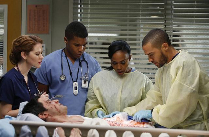 "Grey's Anatomy Songs: Music From Season 9, Episode 10: ""Things We Said Today"""