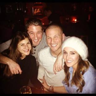 How Did Ashley Hebert and J.P. Rosenbaum Spend New Year's 2013?