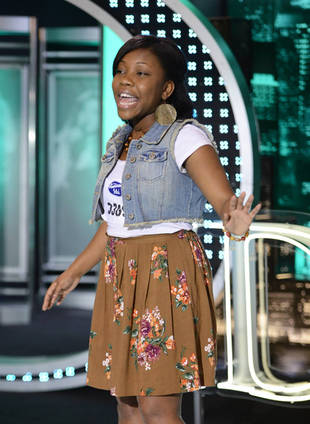 How Far Does Ja'Bria Barber Get on American Idol 2013?