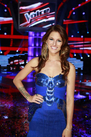 Cassadee Pope's Voice Season 3 Compilation CD Will Be Available in Stores on Jan. 29