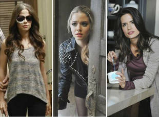 Pretty Little Liars Burning Question: Who Wielded the Blowtorch at the End of Episode 17?
