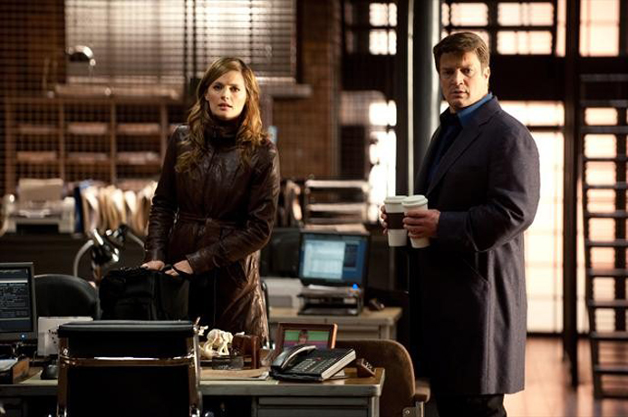 Is Castle New Tonight, Monday, January 28, 2013?