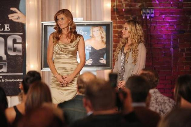 Is Nashville New Tonight — January 23, 2013?