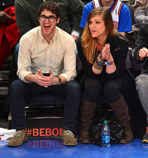 Darren Criss Latest News Photos and Videos
