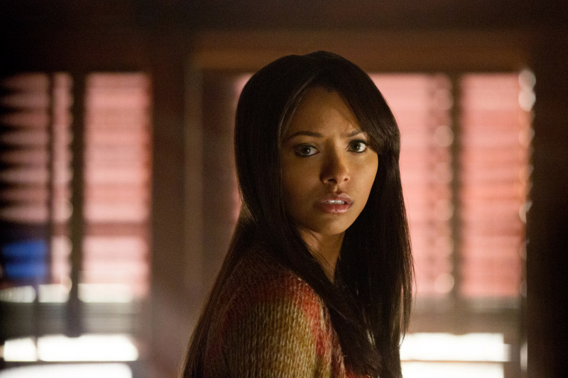 Kat Graham Teases Who Will Find the Cure First in Vampire Diaries Season 4