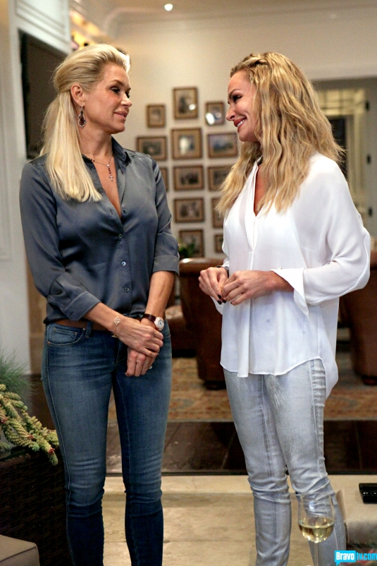 "Real Housewives of Beverly Hills Quotes From Season 3, Episode 10: ""You're Talking Such Nonsense"""