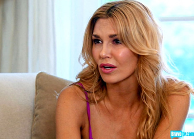Brandi Glanville's Top 6 Real Housewives Feuds in 2012
