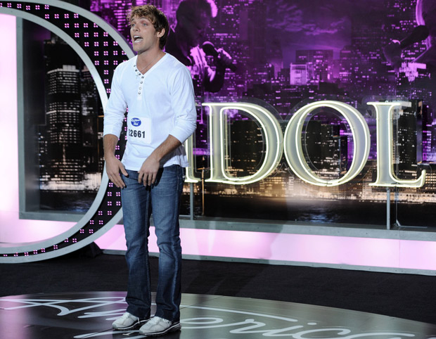 How Far Did Johnny Keyser Make It in American Idol 2013?